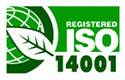 ISO 14001:2004 Registered